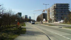 Die Cecilienstraße